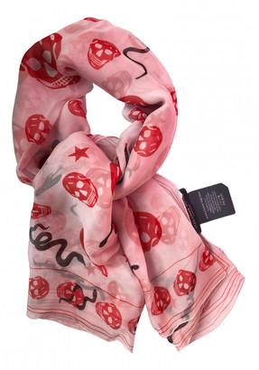 Alexander McQueen Other Silk Scarves