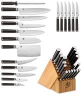 Shun Classic 19-Piece Knife Block Set