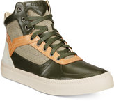 Diesel Men's V is for S-Spaark Leather Sneakers