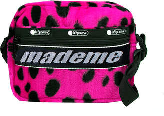 Mademe X Lesportsac Box Cross Body Bag