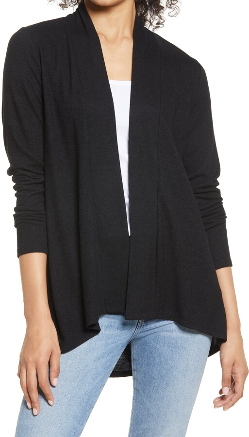 Gibson Open Front Cardigan