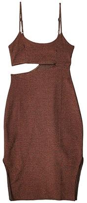 Flagpole Bondi Dress (Bronze) Women's Dress