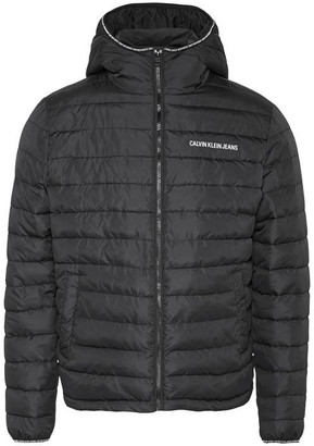 Calvin Klein Jeans Padded Hood Jacket
