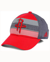 adidas Houston Rockets Tri-Color Flex Cap