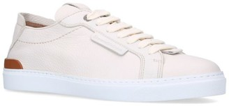 Ermenegildo Zegna Leather Ferrara Sneakers