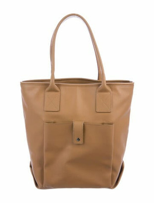 Bottega Veneta Vintage Marco Polo Tote brown
