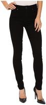Parker Smith - Bombshell High Rise Skinny Jeans in Noir Women's Jeans