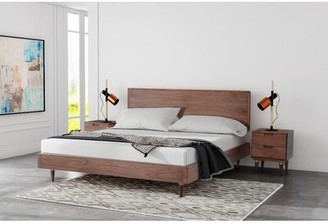 Loftus Platform Bed Corrigan Studio Size: Queen