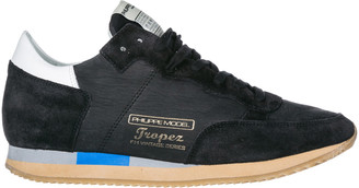Philippe Model Tropez Vintage Low-Top Sneakers