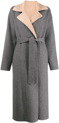 Givenchy Reversible Belted Coat