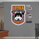 Fathead Loyola Chicago Ramblers Wall Decals