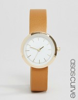Asos Shoulderless Case Clean Watch