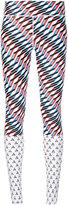 The Upside geometric yoga pants - women - Polyamide/Spandex/Elastane - XXS
