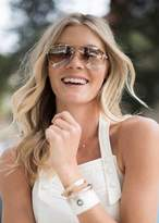 Tom Ford Indiana Aviator Sunglasses Rose