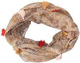 Pieces Women's PCTABBAT TUBE SCARF Fully Printed Scarf