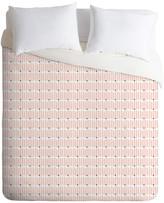 Deny Designs Caroline Okun Chatham Stripes Duvet Cover Set, Queen