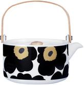 Marimekko Unikko Teapot - White/Black/Green