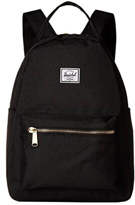 Herschel Nova Small (Black) Backpack Bags