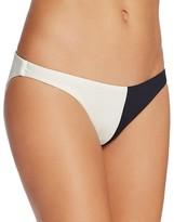 Vitamin A Camryn Color Block Bikini Bottom