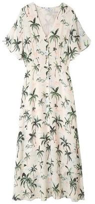 Lily & Lionel Lola Silk Dress Palm Springs - S