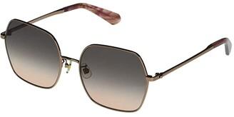 Kate Spade Eloy/F/S (Pink) Fashion Sunglasses