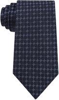 Calvin Klein Men's Clover Neat Tie