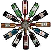 Sterling Audubon Wine Bottle Wall Clock