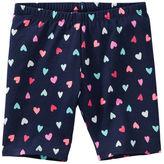 Osh Kosh Heart Print Playground Shorts