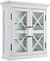Elegant Home Fashions 2-Door Ridge Wall Cabinet