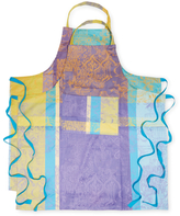Garnier Thiebaut Mille Patios Aprons with Pocket (Set of 2)