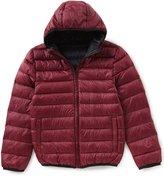 Class Club Big Boys 8-20 Solid Down Packable Coat