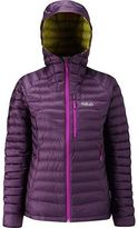 Rab Microlight Alpine Hooded Down Jacket - Women's
