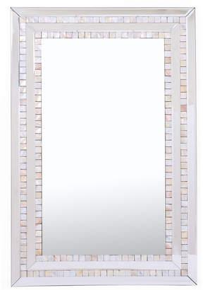 Cenports Double Mosaic Tiled Frame Mirror