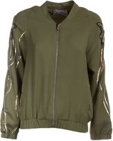 Blugirl Crepe De Chine Jacket
