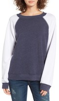 Wildfox Couture Women's Destroyed Sommers Sweatshirt