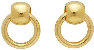 Laura Lombardi Gold Rina Earrings