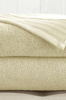 Oversized Quick Dry Bath Sheets - Set of 2 - Ivory