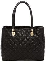 Cole Haan Benson Quilted Leather Tote