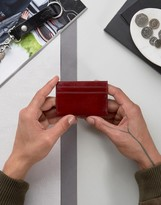 French Connection Leather Card Holder