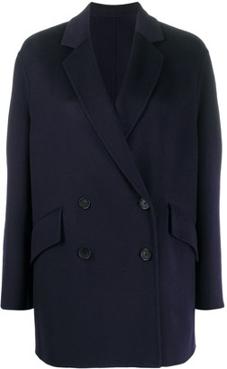 Joseph Double-Breasted Tailored Coat