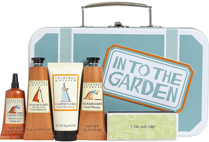 Crabtree & Evelyn Hand Care Tin, Gardeners 1 gift set
