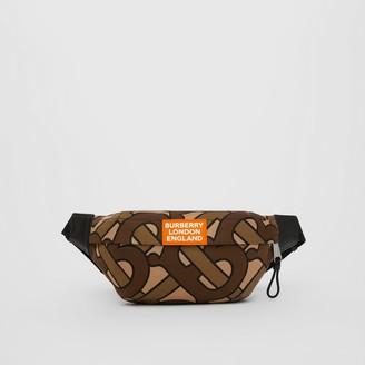 Burberry Monogram Print Nylon Sonny Bum Bag