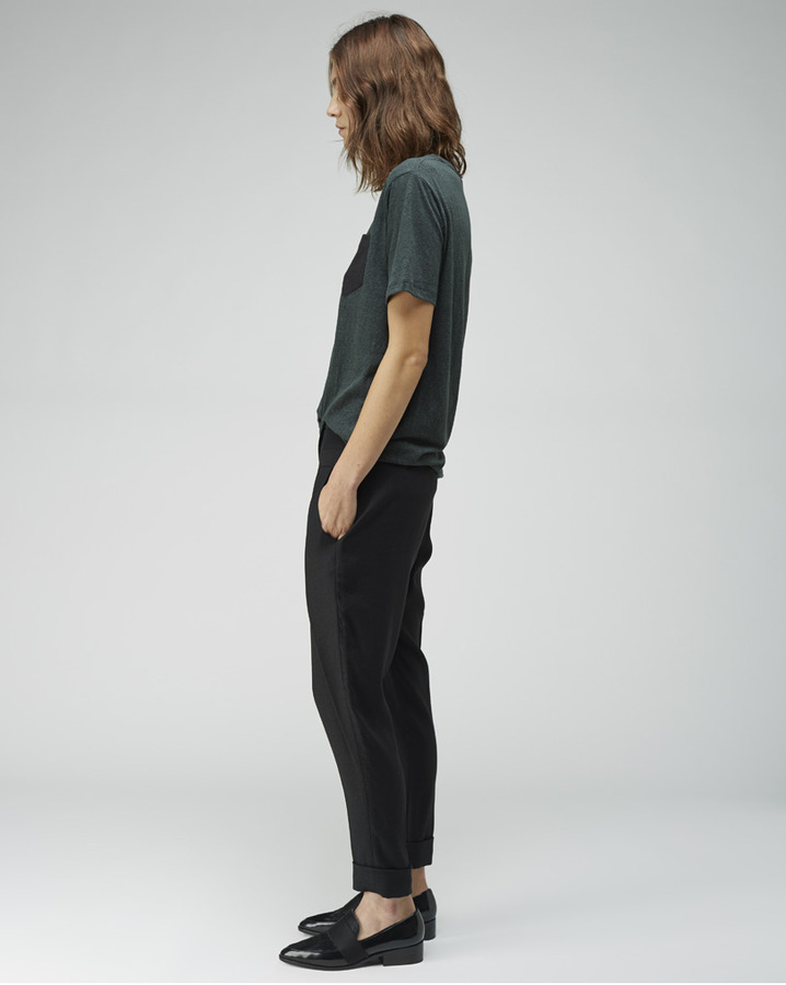 Alexander Wang slub pocket tee