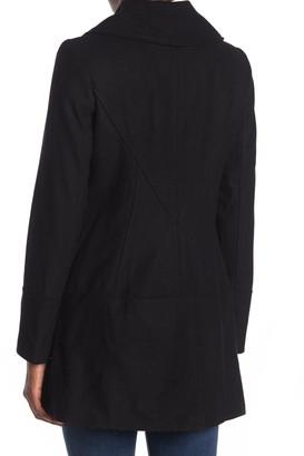 Kensie Wool Blend Coat