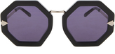 Karen Walker Moon Disco Sunglasses
