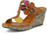 Spring Step Riviera Leather Sandal