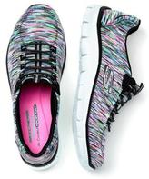 Penningtons Skechers Wide-Width Relaxed Fit Printed Sneakers