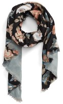BP Women's Reversible Floral Scarf