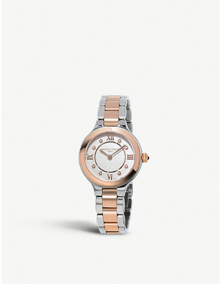 Frederique Constant FC-281WHD3ER2B Classics Delight rose-gold
