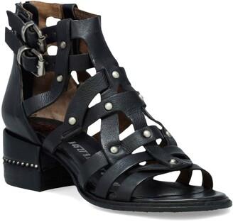 A.S.98 Maeve Block Heel Sandal